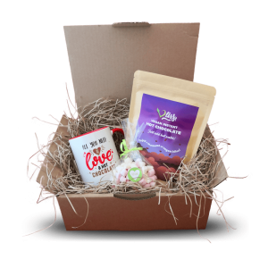 All you need is love + Original flavour gift set