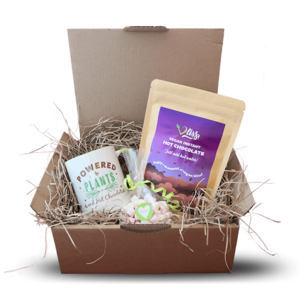 Powered by plants + Original flavour gift set